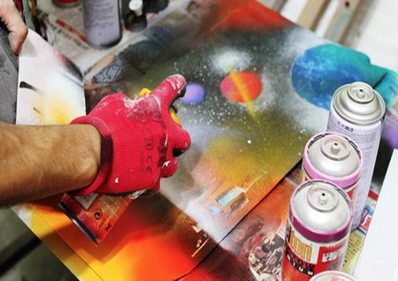 圖片2:分享會系列活動-「藝時之選─當代潮流展」2