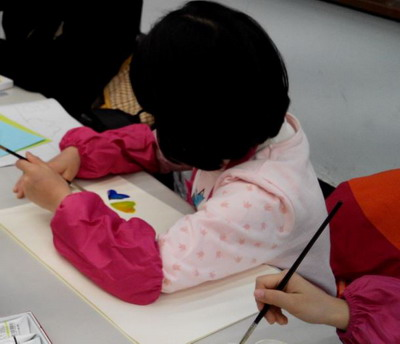 圖片2:「玩藝玩」親子活動-和大海說說話:紙的造形遊戲2