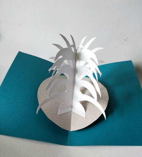 圖片:「玩藝玩」親子活動—【太陽噴泉】立體卡片