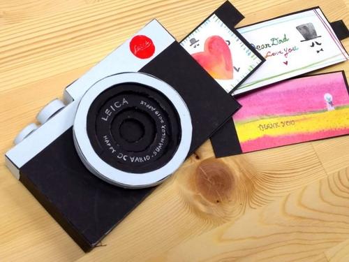 圖片:「玩藝玩」親子活動—夢幻花園拍立得相機卡