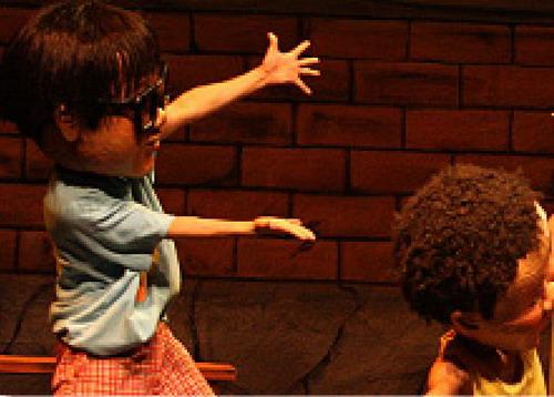 圖片:說唱手舞體驗營-劇場基本知識與兒童戲劇概念
