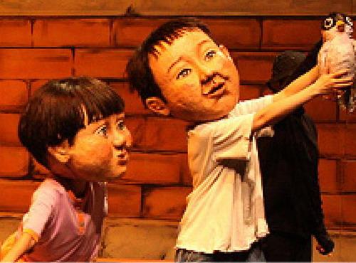 圖片2:說唱手舞體驗營-劇場基本知識與兒童戲劇概念2
