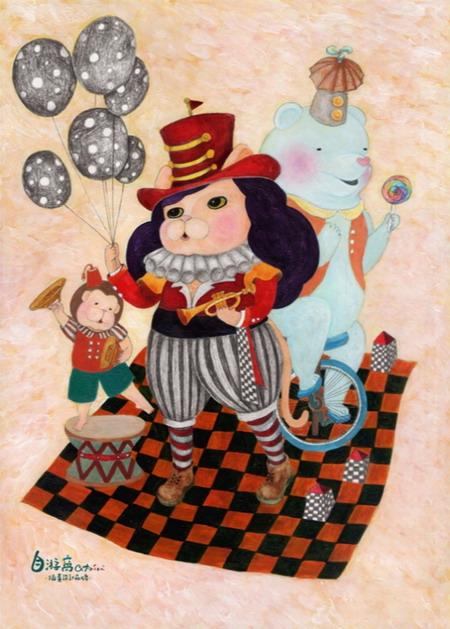 分享會-108年3月份南風,藝境-亞太當代藝術展工作坊系列活動