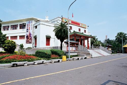 開放受理申請109年上半年度南海劇場場地檔期租賃