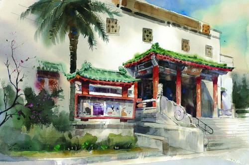 開放受理申請110年1至6月本館南海劇場場地使用