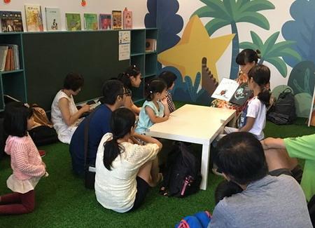 5月9日志工說故事-媽媽的假髮
