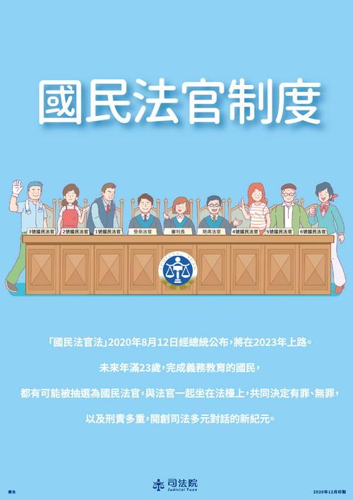 圖片:國民法官制度
