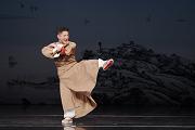 圖片:第七屆漢字文化節「戲墨開鑼」:漢字尚嫷相聲笑