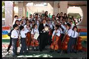 圖片:新北市立中正國小管弦樂團99學年度成果發表音樂會