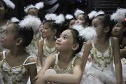 圖片:2011兒童舞展