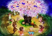 圖片:引爆想像魔力─2011年全國學生圖畫書創作獎原畫特展