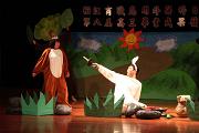 圖片:老鼠相撲─稻江商職應用外語科日文組第九屆戲劇發表會
