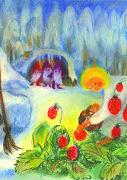 森林裡的三個小矮人、優律詩美
