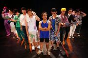 圖片:2012學生表演藝術聯演:青少年音樂歌舞劇∼青春調色盤