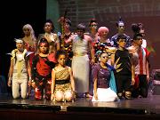 圖片:2012學生表演藝術聯演:卡亞堤斯星球─第十三個秘密