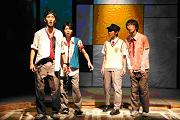 圖片:2012學生表演藝術聯演:赤子—青少年舞臺劇
