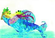 圖片:引爆想像魔力─2012年全國學生圖畫書創作獎原畫特展