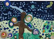 圖片:第四屆海峽兩岸少年兒童美術大展:變形記