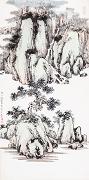 圖片:大地─2014年加拿大華人藝術家境外聯展