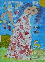 圖片:春遊童畫─世界兒童畫精品系列展