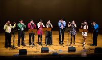 圖片:琴響探戈─狂響口琴樂團2015年度公演
