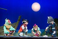 圖片:日本飛行船劇團:桃太郎歷險記