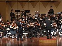 圖片:樂群青少年管弦樂團2016年定期音樂會
