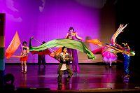 圖片:2016無限旗旗舞藝術表演團年度公演:《mobiusband》梅比斯環