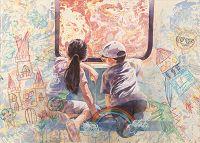 105學年度全國學生美術比賽特優作品展