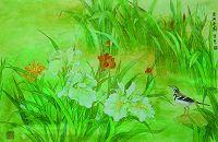 恩典花園—周寶秀工筆花鳥畫個展