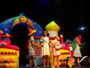 兒童戲劇美學夏令營成果發表-巧克力冒險工廠