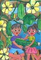 2016黃烈火兩岸兒童書法、繪畫比賽作品聯展