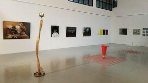 〈11個房間〉國立臺灣藝術大學美術學系107級二年制在職專班畢業展