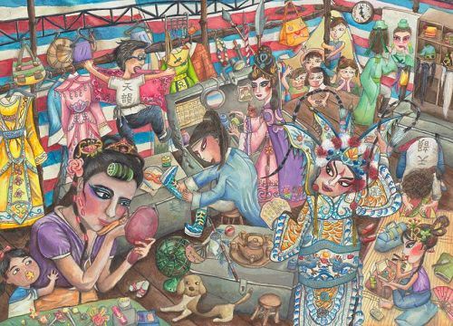 The 67th National Student Art Competition