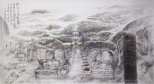 自然畫意—黃振庭水墨創作展