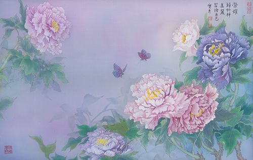 A Happy Excursion – Chou Pao-Hsiu's Fine-Brush Flower-and-Bird Painting Exhibition