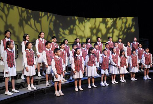 Loving you, Music – Annual Concert by the Taipei Philharmonic Youth and Children's Choir