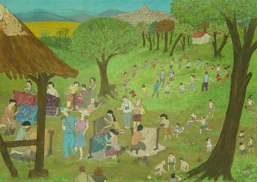 美術藝遊—全國學生美術比賽特優作品暨世界兒童畫聯展