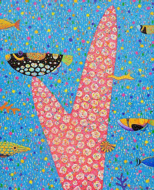 墨相萬仟–2020亞洲當代藝術風貌展