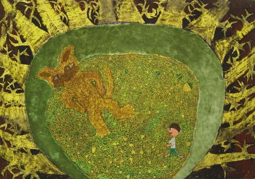 藝遊未盡:歷屆世界兒童畫金牌展