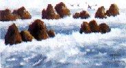 圖片:真情采風──林麗櫻水彩展