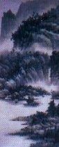圖片:「墨韻情聲」─劉靜枝山水畫個展