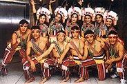 原住民樂舞─青春、海洋、新原舞