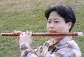 圖片:牡丹亭下喜相逢之劉穎蓉笛子獨奏會