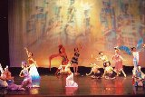 圖片:民間舞與古典舞的邂逅