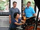 圖片:艾哈特三重奏音樂會