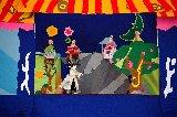 圖片:兒童掌中戲-【賣樹蔭】【火雲洞】