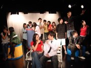 圖片:南海藝術季-台北高校戲劇之完成式
