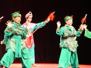 圖片:2008南海藝術季-兒童傳統藝術─童話白蛇