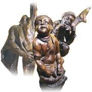 圖片:伊將∼原住民銅雕藝術創作個展